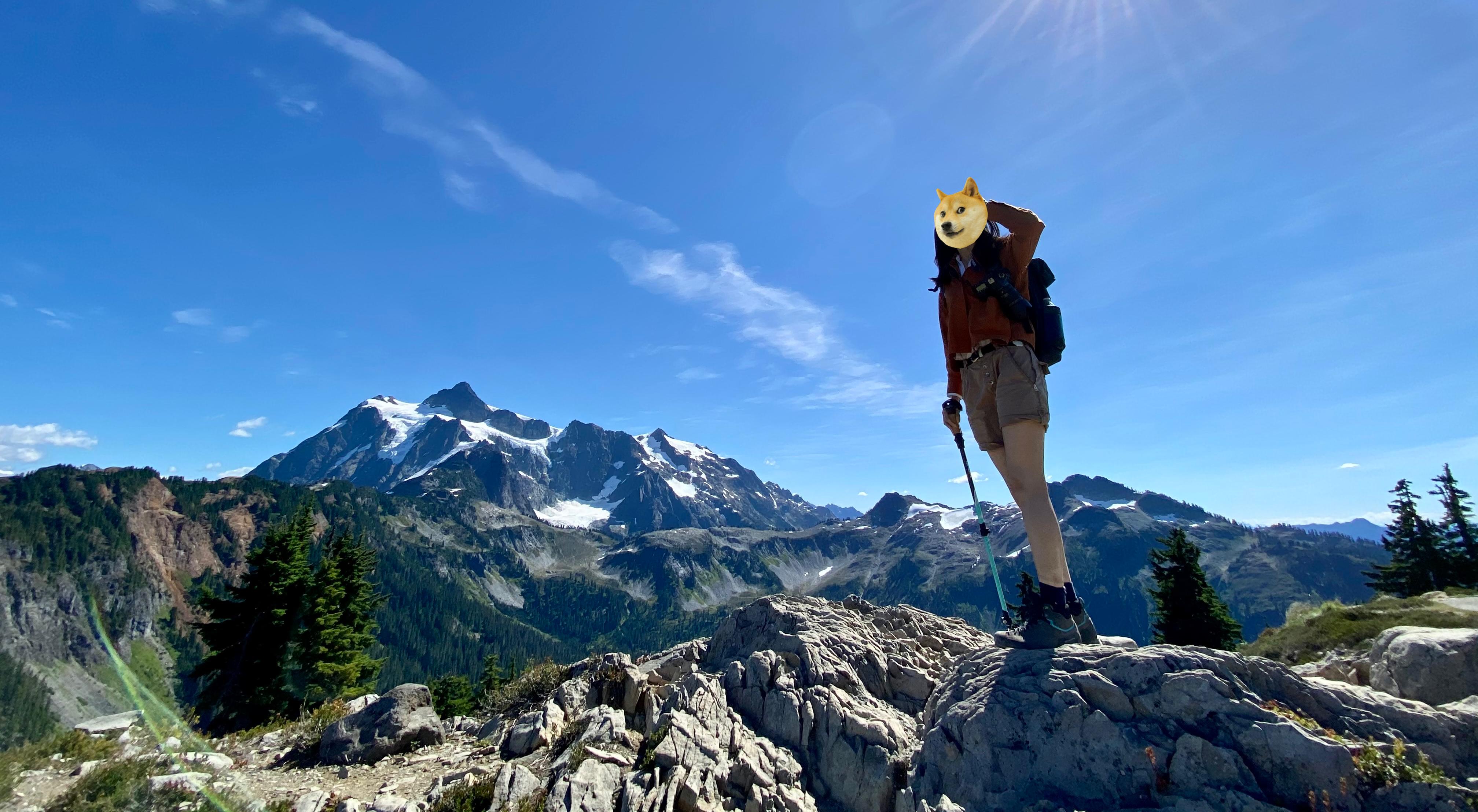 体弱摄影师也能背单反爬雪山过草地 | Hiking徒步装备分享