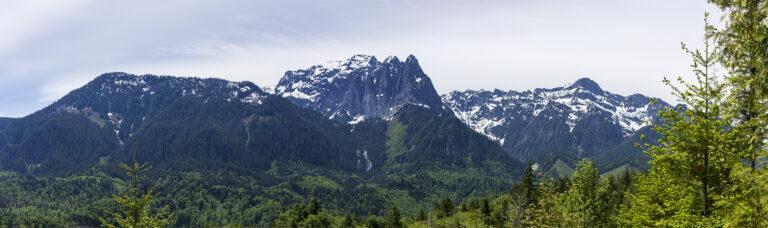 Heybrook Ridge & Heybrook Lookout | 西雅图旁小镇后山的隐藏彩蛋